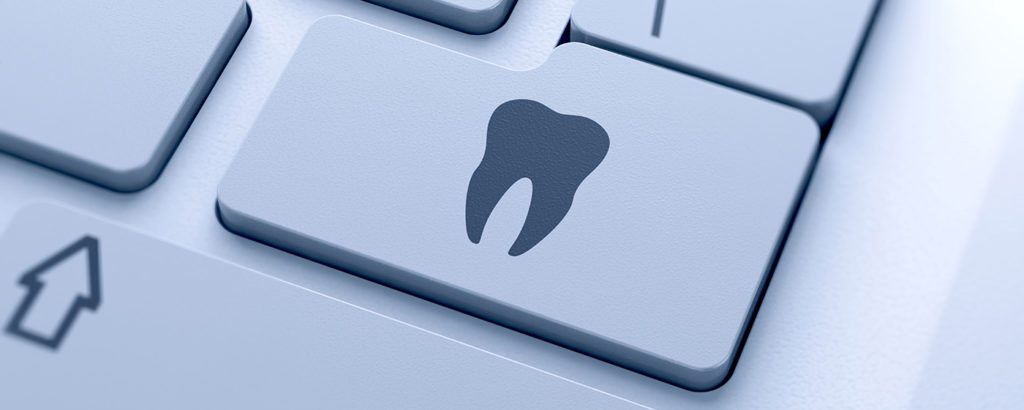 keyboard with tooth 2d image